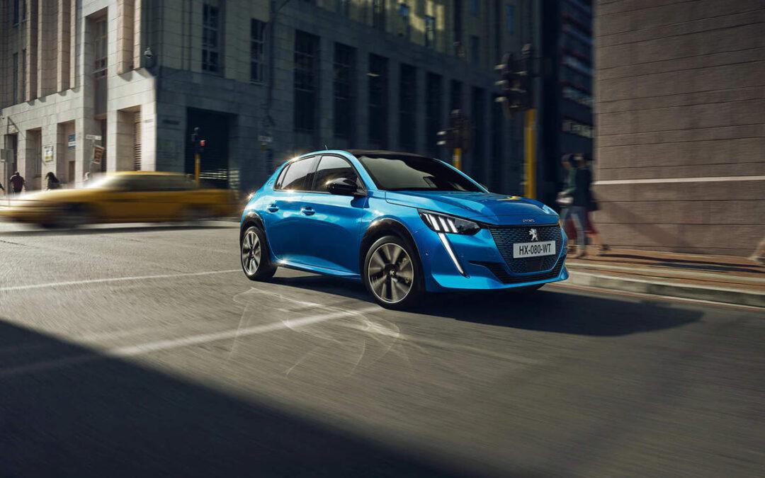 Az új Peugeot 208 lett az Év Autója 2020-ban